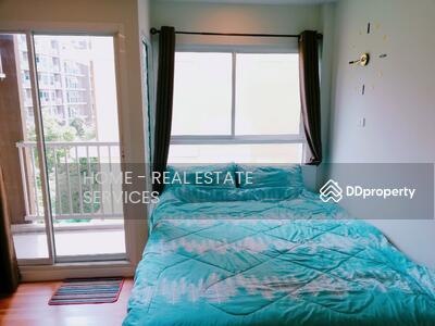 For Rent - We Condo Ekkamai - Ramindra / 1 Bedroom (FOR RENT), วี คอนโด เอกมัย-รามอินทรา / 1 ห้องนอน (ให้เช่า)  HL059
