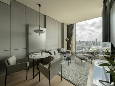 For Rent - 28 Chidlom Brand new 1 bed for rent, 1min to BTS chidlom