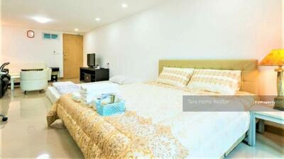 For Rent - For rent  - Ratchathewi Tower  near BTS ราชเทวี1 Bedroom 42 sq. m. PPR-3423