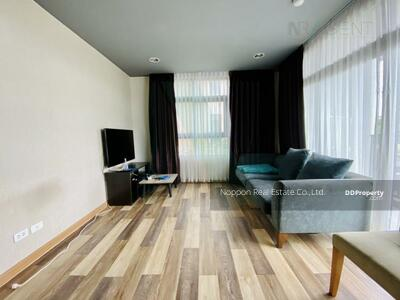 For Sale - Condo for sale, Baan Navatara Kaset-Nawamin, type 2 bedrooms, size 67 sqm. , Building B, 2nd floor, near The Mall Bangkapi | CNOP16153