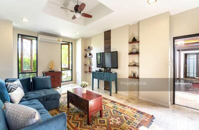 For Rent - Spacious 4-BR House near BTS Bearing (ID 508436)