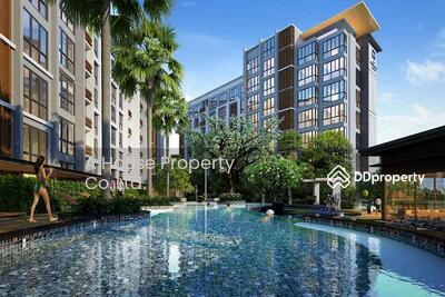 For Sale - Condo Pattaya, newly renovated, near Sukhumvit, convenient transportation