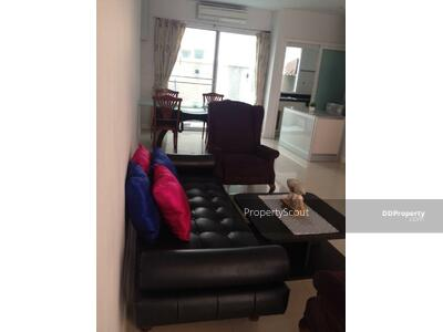 For Rent - Roomy 4-BR House at Baan Klang Krung Siam-Pathumwan Condominium near BTS Ratchathewi (ID 473512)