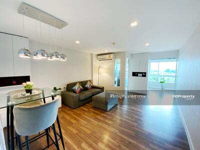 For Sale - Special Price! The Room Sukhumvit 79 for sale. 2 Beds 58 SQM, Near BTS Onnut. Newly Renovated. Unobstructed View. Call 097-428-9396