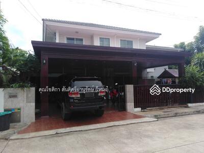 For Sale - ขาย บ้านเดี่ยว 2 ชั้น หมู่บ้าน ชัยพฤกษ์บางใหญ่ ต. เสาธงหิน อ. บางใหญ่ จ. นนทบุรี