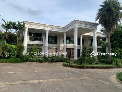 For Sale - T6060964 ขาย บ้านเดี่ยว  2ชั้น หมู่บ้านพฤกษ์ภิรมย์ รีเจนท์ (ปิ่นเกล้า)  6นอน 7 น้ำ ที่ดิน 980 ตรวา / พื้นที่ใช้สอย 1, 000 ตรม