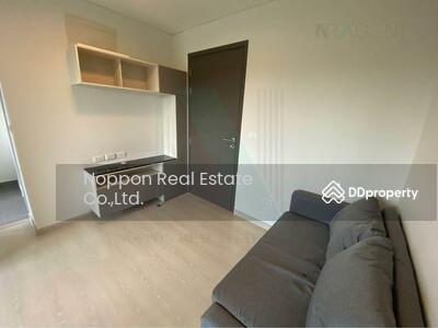 For Sale - Condo for sale, Niche ID Serithai-Wongwaen, type 1 bedroom, size 28 sqm. , Building C, 7th floor, near Siam Park | CNOP16130
