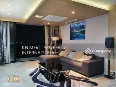 For Sale - ขายคอนโด สุดหรู ย่านลาดพร้าว The issara ladprao ขาย 2 ห้องนอน 2 ห้องน้ำ ขนาด 138 ตารางเมตร ชั้น 38 ตกแต่งสวย