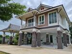 บ้านเดี่ยว หลังใหญ่มาก พื้นที่กว้างขวางมากๆ ทำเลดี ตกแต่งใหม่ สวย ต. เกาะสำโรง เมืองกาญจนบุรี