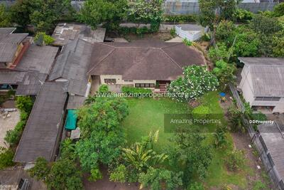 For Rent - Single House with garden for rent Phayathai (HS-00103)