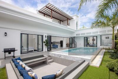 For Sale - For sale! Luxury Pool villa Moroccan style in Thalang, Phuket