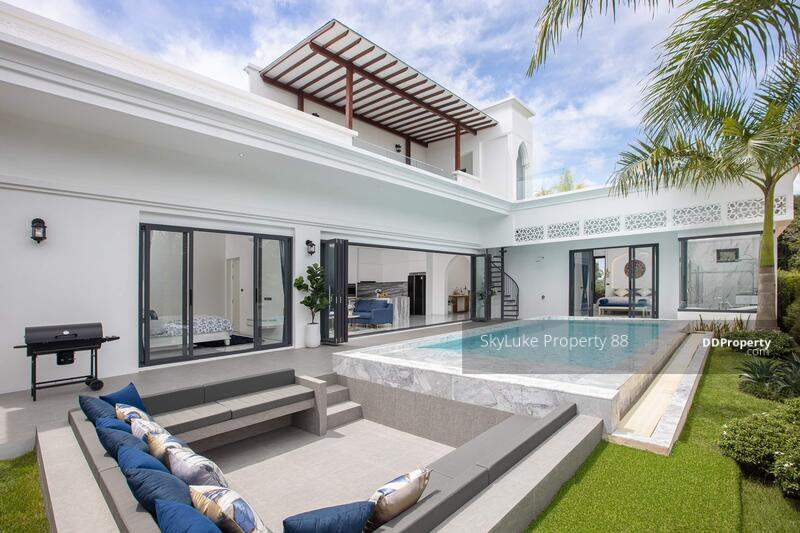 For sale! Luxury Pool villa Moroccan style in Thalang, Phuket #92642649