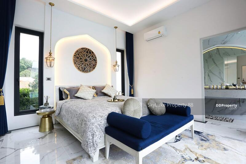 For sale! Luxury Pool villa Moroccan style in Thalang, Phuket #92642663