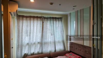 For Sale - Condo for sale, Lumpini Park Rama 9 - Ratchada, 1 bedroom, size 22. 5 sqm. , 2nd floor, Building A, near MRT Rama 9.   CNOP16236