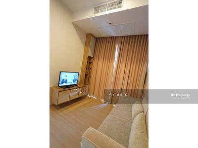 For Sale - Sell  by owner or Rent : The capital Thonglor - Ekamai  1 bed 1 bath 3, 990, 000฿