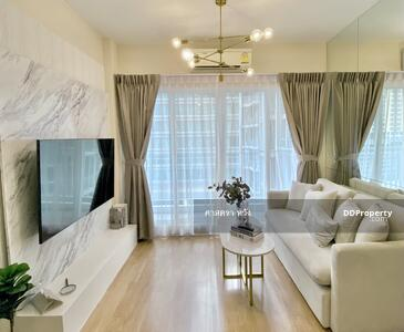 For Sale - For sale, The Parkland Grand Asoke, 37 sq. m. , 1 bedroom, 1 bathroom, closed kitchen, beautiful room, pool view, fully furnished, 10th floor, 4. 49 million, give everything you see in the picture.