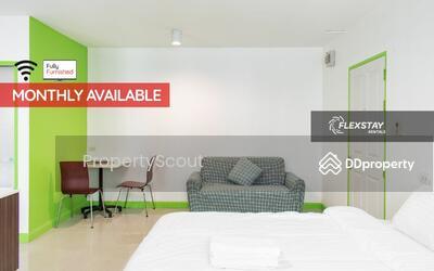 For Rent - อพาร์ทเมนต์ 1 นอน ห้องสวย ใกล้ BTS อ่อนนุช ขั้นต่ำ 6 ด. (ID 1067)