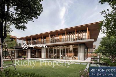 For Sale - H037  For Sale Ultra-luxury House Santiburi The Residences
