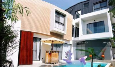 For Rent - Roomy 4-BR House near BTS Bearing (ID 410301)