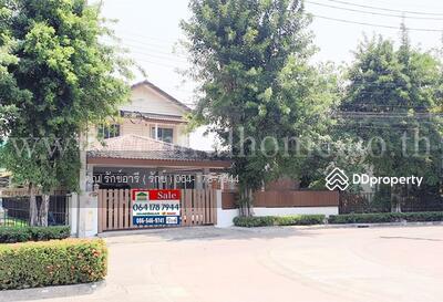 For Sale - บ้านเดี่ยว หมู่บ้าน พฤกษ์ลดา วงแหวน รัตนาธิเบศร์ ถนนเมน ต้นโครงการ