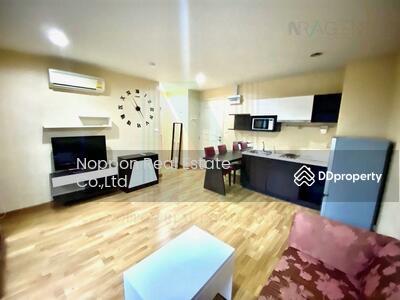 For Sale - Condo for sale, Baan Navatara Kaset - Nawamin, 1 bedroom, size 43 sqm. , 1st floor, near Shelter Outlet | CNOP16284