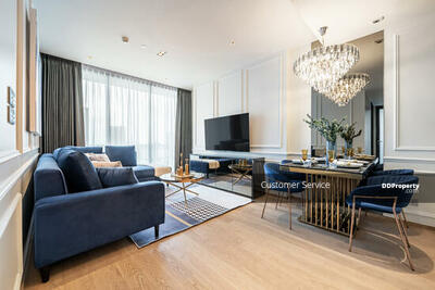 For Rent - CRP-S1-CD-642282 Beatniq Sukhumvit 32 for Rent, A Luxury condo on Thonglor 2 bed 2 bath, Fully Fur. Close BTS Thonglor