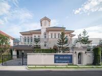 ขาย - HC039 ขายหรือเช่า บ้าน บ้านนันทวัน บางนา กม. 7 บ้านสวย แปลงมุม House for sale Baan Nantawan Bangna Km 7. Beautiful house  corner plot