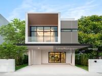ขาย - ขาย บ้านเดี่ยว มือหนึ่ง โครงการมอตโต้ กาญจนาภิเษก พระราม 2 185 ตรม. 40 ตร. วา แบบบ้านเรียบหรู วัสดุคุณภาพดี ทำเลเยี่ยม