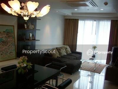 For Rent - Spectacular High Rise 3-BR Condo at Silom Grand Terrace Condominium near BTS Sala Daeng (ID 510355)