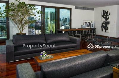 For Rent - Spectacular High Rise 4-BR Condo at Panburi Condo near BTS Surasak (ID 514763)