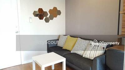 For Rent - Homely Condo at Lumpini Place Rama 4 Kluaynamthai near BTS Ekkamai (ID 520182)