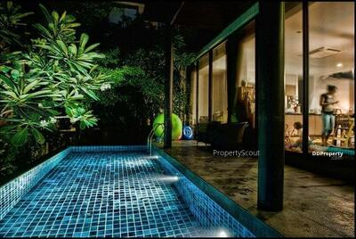 For Rent - Exclusive 4-BR House near BTS Ekkamai (ID 460382)