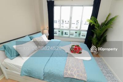 For Sale - VVV For Sell Condo   Lumpini Ville Ramintra - Laksi 1 Bedroom 26sqm.