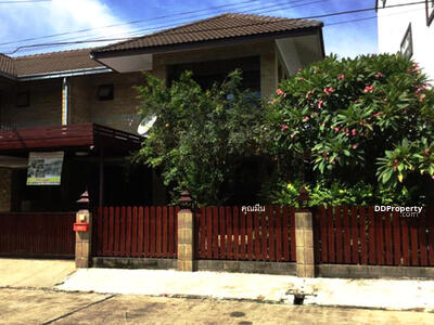 For Rent - A5MG0249 - A detached house two storey with 2 bedrooms and 2 toilets - A house in 42 sq. wah.