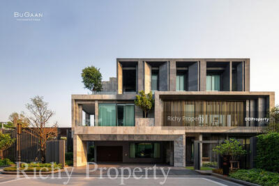 For Sale - HC040  The Exclusive Residence For Sale BuGaan Yothinpattana Bugaan Yothinpattana by Sansiri