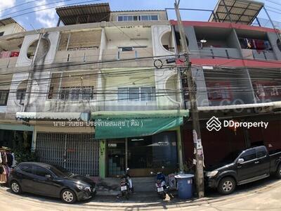 For Sale - อาคารพาณิชย์ หมู่บ้าน จิรธร รามคำแหง 152