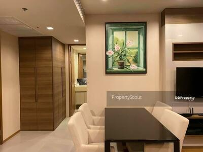 For Rent - Wonderful High Rise 2-BR Condo at The Address Sathorn near BTS Chong Nonsi (ID 475955)