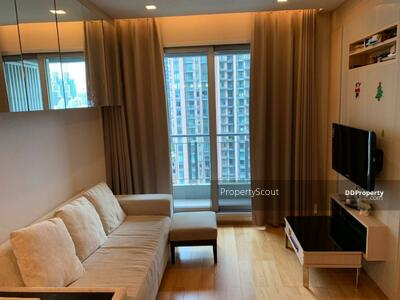 For Rent - Wonderful High Rise 1-BR Condo at The Address Asoke near BTS Nana (ID 477077)