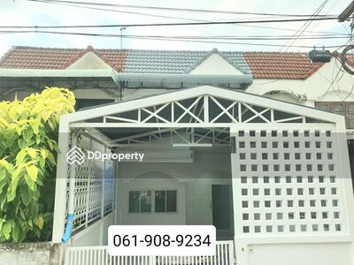 For Sale - ขายถูก หมู่บ้านจันทิมาธานี แต่งสวย 1. 89ล้านบาท