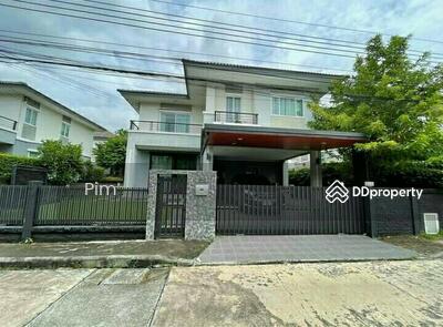 For Sale - ขาย The Plant Bangna บ้านเดี่ยว 2ชั้น 62 ตร. วา ใช้สอย 204 ตรม. 3 นอน 3 น้ำ ตกแต่งพร้อมอยู่