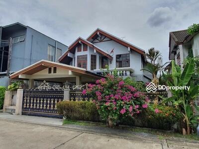 For Sale - WW379 บ้านเดี่ยว 2 ชั้น หมู่บ้านภาณุช ซ. รัชดา18
