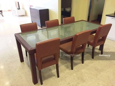 For Rent - Spectacular High Rise 2-BR Condo at Nusasiri Grand Condominium near BTS Ekkamai (ID 502396)