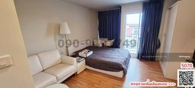 For Rent - ให้เช่า WE CONDO เอกมัย-รามอินทรา ห้องใหญ่ ราคาถูก ใกล้ทางด่วน **มีหลายห้องค่ะ**
