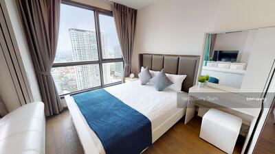 For Rent - High Floor! 1BR @ Ideo Q Siam Ratchathewi by Nestcovery Realty
