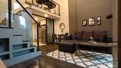 For Rent - Knightsbridge Space – Rama 9 for Rent Duplex 1 Bedroom Size 39 sqm