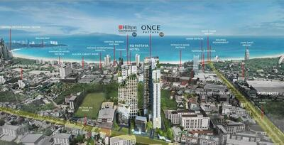 For Sale - Sale ONCE PATTAYA Condo North