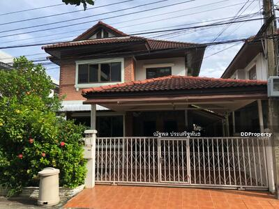 For Rent - House for Rent , close to Central Plaza Changwattana