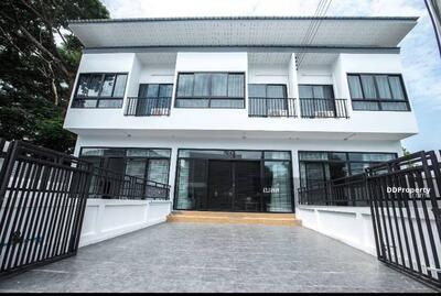 For Rent - Townhome for rent near Big C Don Jan and Promenada, No. 1H101