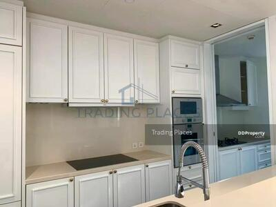 For Rent - For Rent The Sukhothai Residences size 206 Sq. m 3bed 4baths
