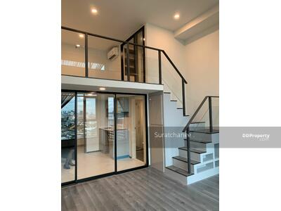 For Rent - Knightsbridge Space Rama9 1bedroom 40sqm 350m. From MRT Rama9